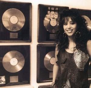 Múltiples discos de oro y platino. 5