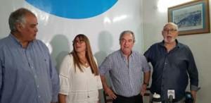 Penades - Almiron - Heber - Rodriguez