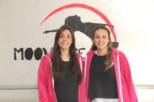 25 de julio Pia Barla y Romina Fernández