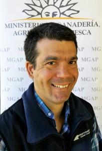 Ing. Agr. Gonzalo Jaureche