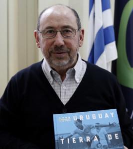 """""""Uruguay tierra de campeones"""", un libro lleno de historia y triunfos"""