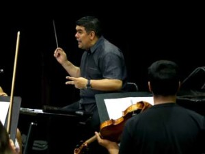 Orquesta juvenil uruguaya revive clásicos del cine de humor en fin de año