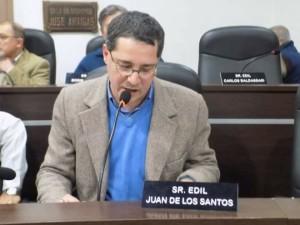 EDIL JUAN JOSÉ DE LOS SANTOS