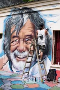 Mural de José Urbano