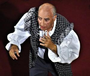 imagen 4 actuación del lazarillo
