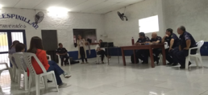 MESA DE CONVIVENCIA CIUDADANA CONSTITUCIÓN 1