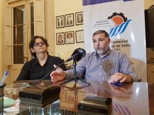 Maria Elena Roig y Roberto Burutaran (1)