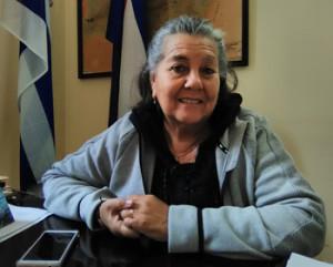Dra. Cristina González