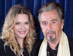 Junto a Al Pacino. 3