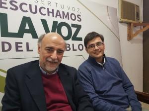 Pablo Mieres y Hoover Rosa