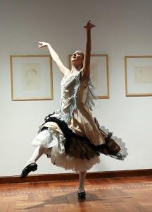 """Ballet de Uruguay trasladará al publico a """"pinturas"""" mediante obras opuestas"""