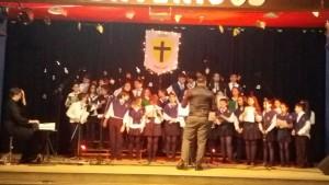 Coro Colegio Santa Cruz 2