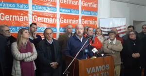 Germán Coutinho y Vamos Salto