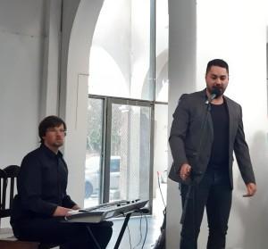 Gonzalo y Dimas Svedov