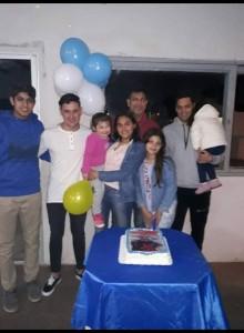 Martín y sus hijos