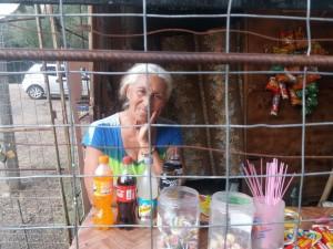 Nilsa sostiene que hay que brindarle una mejor calidad de vida a los animales y que los funcionarios deben capacitarse