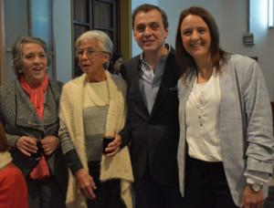 ALEX FERNÁNDEZ ESCROFANI ANA MARÍA FERNÁNDEZ ESCROFANI Y SUS HIJOS ANTONIO Y MARIANA