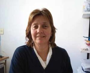 Con Ana Signorelli Química Farmacéutica y Bioquímica Clínica Jefa de Farmacia Hospital Regional Salto