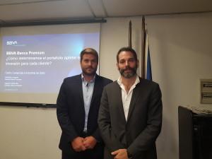 Augusto Tricotti y Alexander Langauer