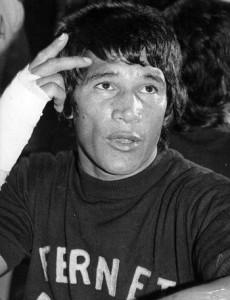 Carlos Monzón. 1