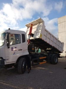 camion recolector