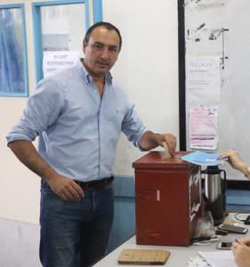 Carlos Albisu es el nuevo Diputado del Partido Nacional por Salto