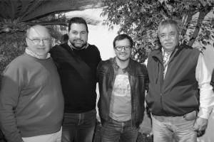 Jorge Jacques - Martin Azurica - Juan Andrés Burutarán - Ricardo González