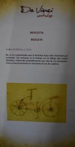Texto bicicleta