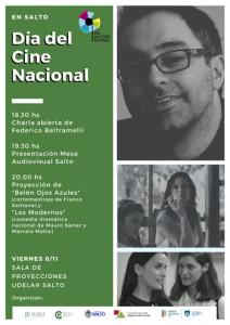 Afiche Día del Cine