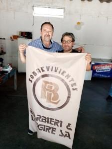 Guillermo Olivera y Juan González