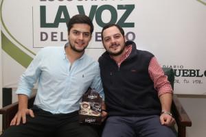 Gonzalo Manassi Lucas Jardin Alfajores Nobles