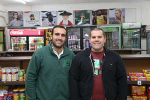 Pedro y Jose Areta Minimarket Capitano