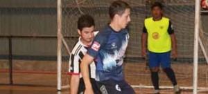 Mañana viernes, con doble jornada en el gimnasio de Universitario estará iniciando una nueva fecha del campeonato «Salteño» de Fútbol Sala en ambas divisionales