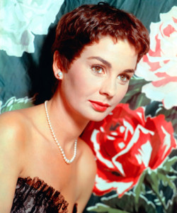 Jean Simmons. 1