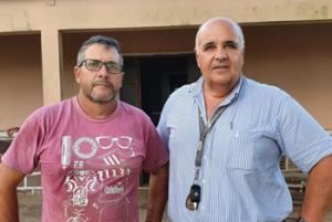 Francisco Blardoni y Javier Zorrilla