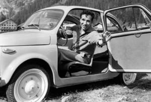 Publicidad automovilística, 1957