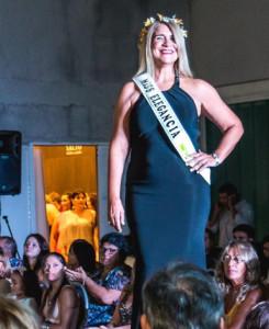 Silvia Correa Sosa Miss elegancia Años Dorados