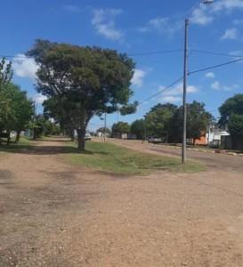 Calles vacías de la Villa