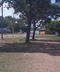 calles vacias de la Villa