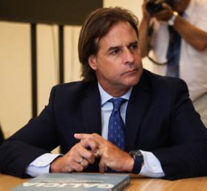 Presidente de la Xunta de Galicia visita al presidente de Uruguay