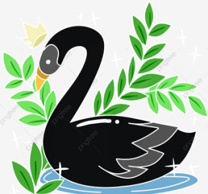 pngtree-creative-cartoon-fresh-dreamy-black-swan-png-image_4068801