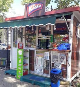 INFORME Kiosco Plaza Artigas