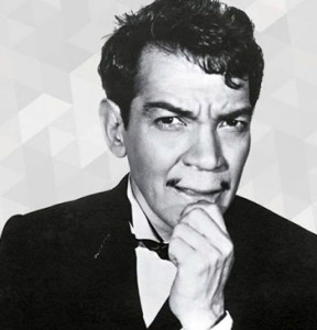 Mario Moreno, Cantinflas. 1