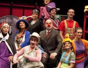 INFORME Grupo Teatral LA GALERA 2