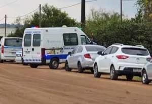 Un hombre baleó a su mujer en un motel de alta rotatividad y fue preso