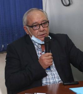 Dr. Adolfo Cebey- Director Hospital de Bella Unión