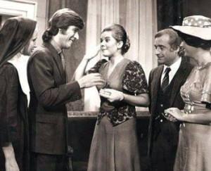 Carmiña, 1972. Stella Maris Closas, Arturo Puig, María de los Angeles Medrano, Wagner Mautone y Yayi Cristal.
