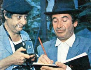 El Preso y Minguito, inolvidables de la tele, en Operación Ja-Ja, 1982