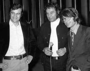 Sergio Endrigo, Fred Bongusto y Nicola Di Bari