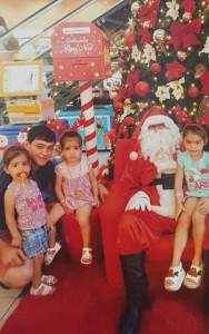 Cristian e hijas 1